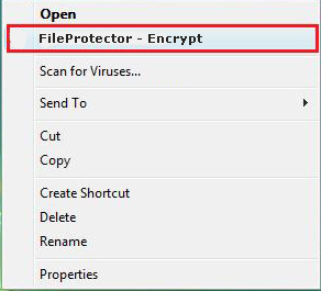 password protect files and folders on computer