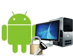 Protect files folders on android and computer